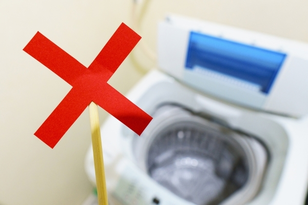 どうして臭いが取れないの!?洗濯機のその臭い、意外なところが原因かも。。