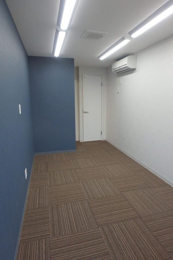 事務所打合せスペース増築工事をアップしました!