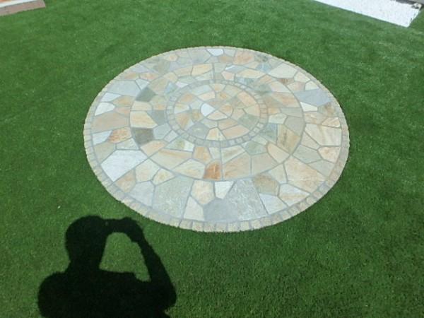 八王子市 U様邸 人工芝、装飾タイル工事 をアップしました!